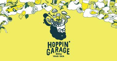 飲料・食品 イラスト カジュアル スタイリッシュ・おしゃれ ポップ メンズライク ロゴのバナーデザイン