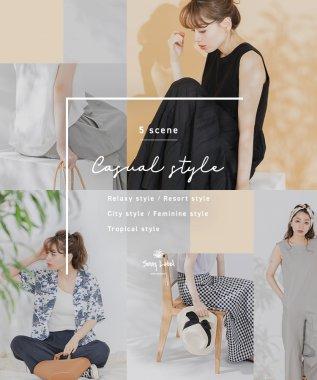 ファッション カジュアル シンプル スタイリッシュ・おしゃれ ポップ 高級感・シックのバナーデザイン