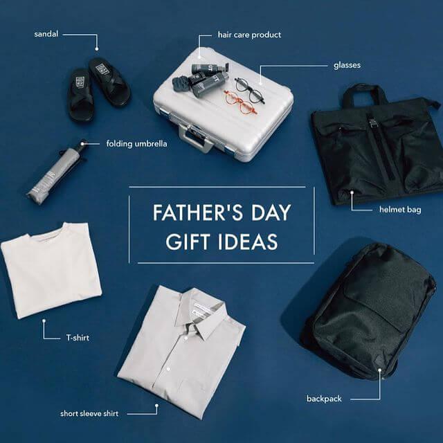 インテリア・雑貨 ファッション シンプル スタイリッシュ・おしゃれ メンズライク 切り抜き 父の日 高級感・シックのバナーデザイン